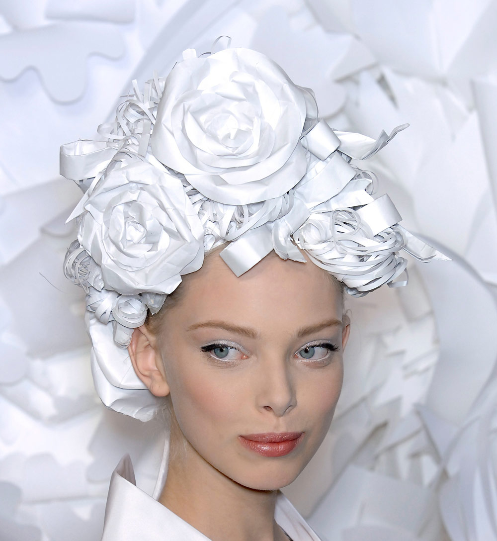 Chanel SS haute couture 2009