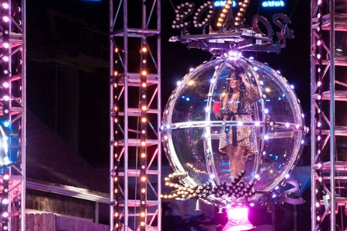 snooki ball drop taping 311210