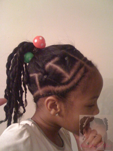 hairstyles for natural girls, natural hair care, cornrows, braids, kids