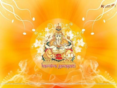 Wallpaper Of Ganesh Ji. Free Sri Ganesha ji Wallpapers