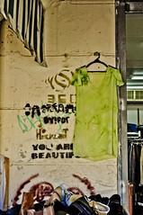 shirt (viroxys) Tags: nikon market tel aviv dirt d7000