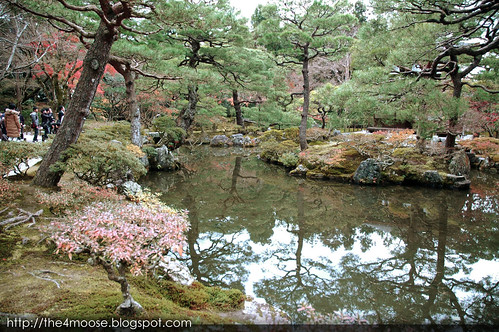 Ginkaku-ji 銀閣寺