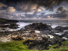 Tacking Point, Port Macquarie, NSW (Tim Sanusi) Tags: beach clouds sunrise nsw nd hdr rockybeach portmacquarie polariser lighthousebeach tackingpoint