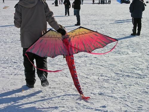 kite from Bali