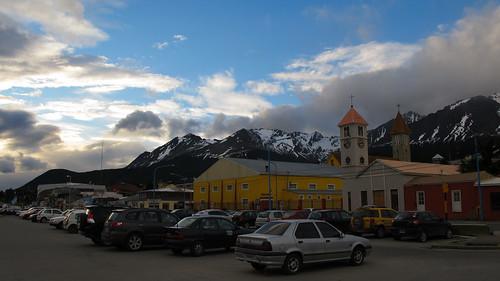 Downtown Ushuaia - Tierra del Fuego, Argentina