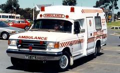 Ford F-250 ambulance (sv1ambo) Tags: ford transport superior ambulance f queensland series service industries f250 fseries