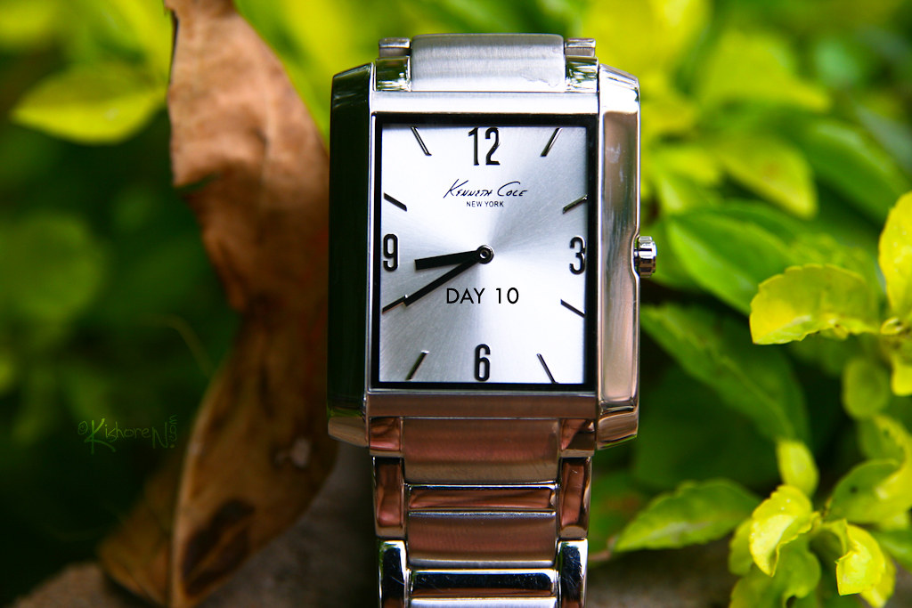 Day 10 - Kenneth Cole