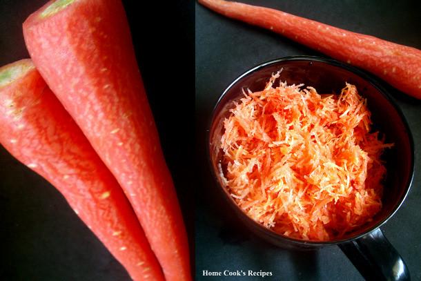 Delhi Carrot