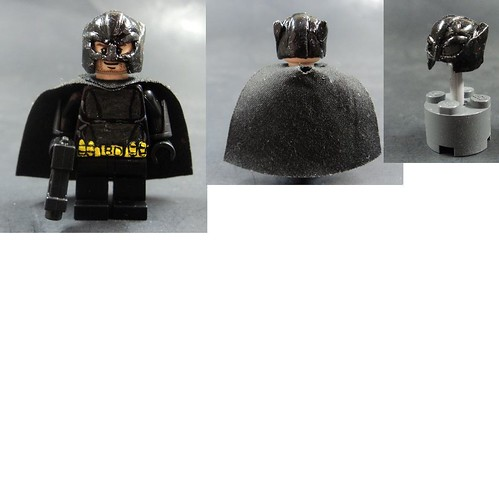 Big Daddy custom lego minifigure