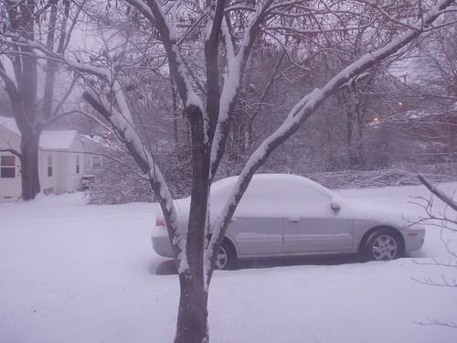 snow, Nashville