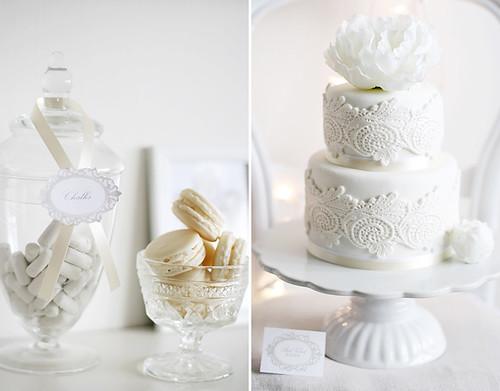 Semplicemente Perfetto wedding cake torta bianco