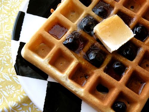 MF Perfect Waffles
