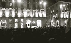 torino tornerà grigia? (david pizzoli) Tags: torino italia fiat m protesta referendum manifestazione operai fiom ricatto contrattodeilavoratori