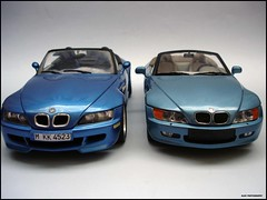 BMW Z3 M - BMW Z3 1.9 (Alex-Photography) Tags: ut m fotos bmw bond 19 z3 007 jamesbond roadster goldeneye 118 bburago maquetas utmodels bmwmotorsport