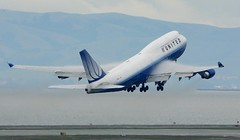 United Airlines (N117UA) (A Sutanto) Tags: fly airport sfo united flight off take boeing airlines ua ksfo b747400 b744 n117ua