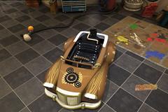 ModNation Racers:  Argetlam350_Kart01