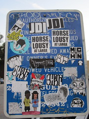 (Ice Cream Van) Tags: horse graffiti los juicy big angeles large mc da chew usc drool hn jdi lousy sharktoof