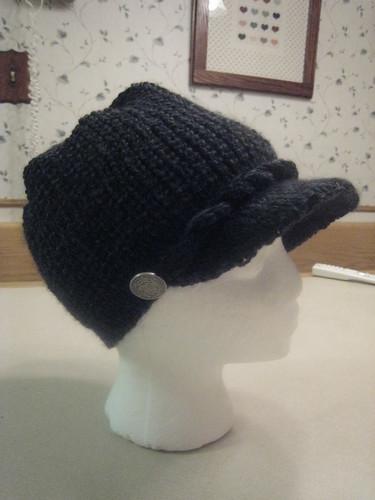 Merg's Cap
