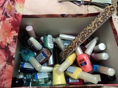 Presentes (thaisfartes) Tags: nails hits nailpolish guga unhas eliana esmalte colorama passenati biguniverso mohda