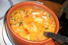 arroz marisco