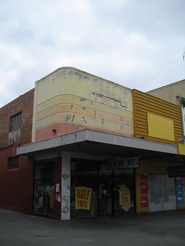 Shop 105, Footscray
