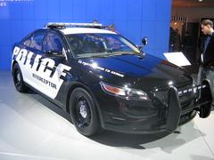 Ford Police Interceptor (cr@ckers43) Tags: cars ford fiesta explorer police mustang custom suv taurus naias nais boss302 prototypecars