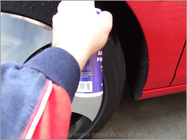 Detallado exterior VW Golf GTI mkVI-55