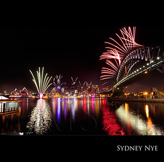 SYDNEY NYE 2010 (Faisal!) Tags: world show new eve bridge house beautiful night evening opera asia fireworks harbour year sydney australia clear