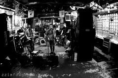 2011_01_07 0001 the GLEANERS (zimfo) Tags: mo kansascity entertainment kc firstfriday rockphotography bandphotography 1stfriday thegleaners ef15mmf28fisheye toddzimmer livebandphotography zimfo lawrencebands midwesternmusicalco 20110107