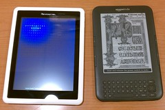 Pandigital and Kindle 3