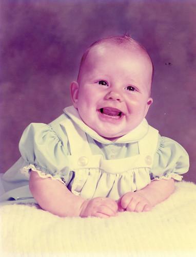 Stephanie @ 4 months
