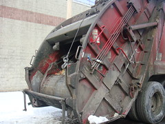Imperial Sanitation Corp. 110115 (107) (JoJo Garbage Trucks) Tags: rear imperial loader corp sanitation mcneilus