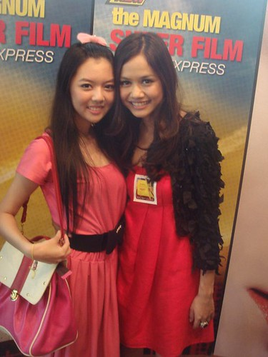 Chee Li Kee and Liyana