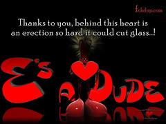E's Horny - VL_05_00_04 (E's a Dude) Tags: art mobile comics cards 3d comic cartoon free valentine shirts downloads valentines horny erection dudes cartoons screensavers sweatshirts fckdup