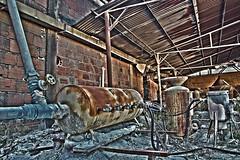 metalworks (Flipographer) Tags: abandoned portugal canon lost hdr metalworks maravilhas 550d ilustrar ilustrarportugal