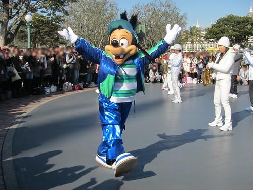 マックスのストリートダンス