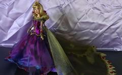 Disney Store Custom Aurora Doll (ozthegreatandpowerful) Tags: store doll ooak dream disney aurora once custom limited edition upon maleficent