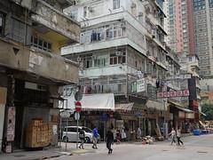 Hong Kong Streets (CentipedeCarpet) Tags: hong kong panasonic gx8 micro four thirds 1235mmf28 1235mm   unlimited photos urbex signs