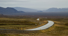 Iceland Road 36 (FP_AM) Tags: canon iceland islande ingvellir 24105mm 60d road route canon60d roadtrip canon24105mmf4 landscape