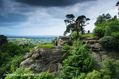 Hawkstone Park [Explored] (Holfo) Tags: hawkstonepark caves countryside follies forest shropshire woods nikon d5300 lordoftherings moody atmosphere rock outdoor explore explored salop towering greatphotographers outcrop wild rocky bluff headland promotory explorer rugged wilderness land solid uk crags craggy view rough bold couple wonderful fab loved open sky