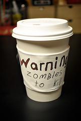 "IC4: ""Get Cozy"" Coffee Sleeve"