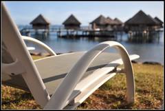 Have a....BrEaK (powerfocusfotografie) Tags: ocean sea holiday beach water closeup polynesia focus scenery mood dof view pacific bokeh tahiti traveling henk lazychair nikond90 100commentgroup powerfocusfotografie tranquilescene gettyholidays2010 gettyholidays2010