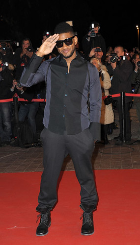 usher NRJ Awards
