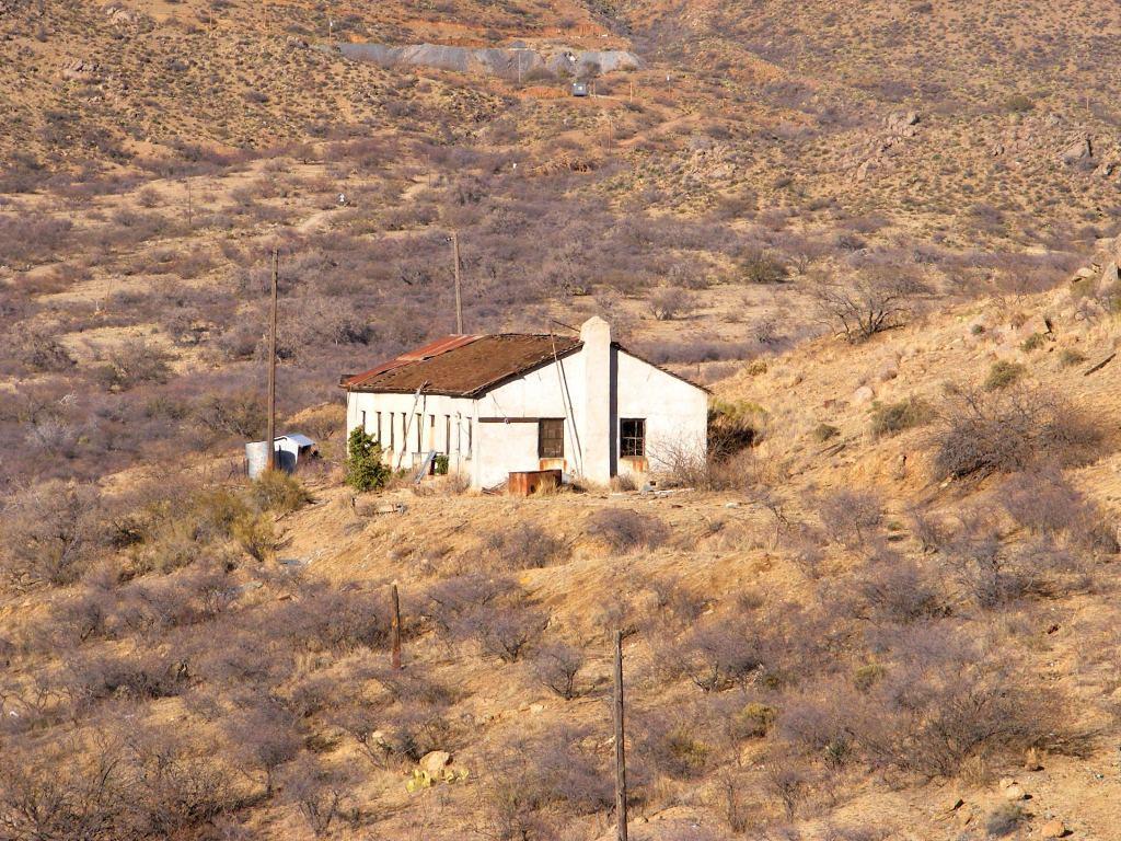 Leroy Mine Bunkhouse