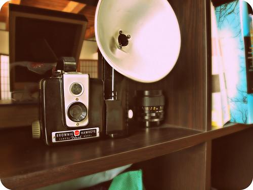 bookshelf camera