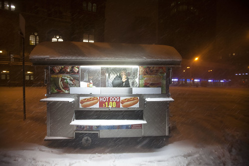 One of the unsung heroes of New York snowstorms
