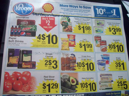 Kroger store coupons