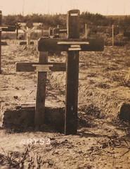 John Lee Steere's Grave marker in 1919