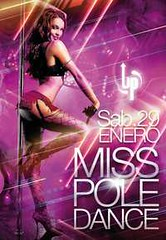 "Miss Pole Dance ""2da Fecha"" - All Included"