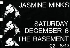 """Jasmine Minks poster 1984 <a style=""""margin-left:10px; font-size:0.8em;"""" href=""""http://www.flickr.com/photos/58583419@N08/5400635917/"""" target=""""_blank"""">@flickr</a>"""